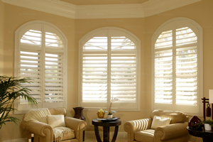 custom wood blinds